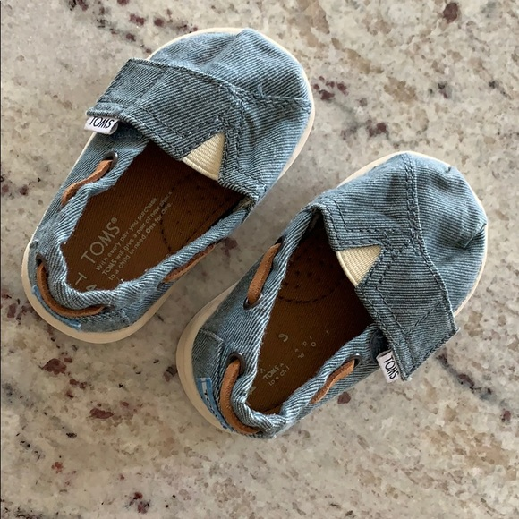 Toms Shoes   Baby Toms Shoes   Poshmark